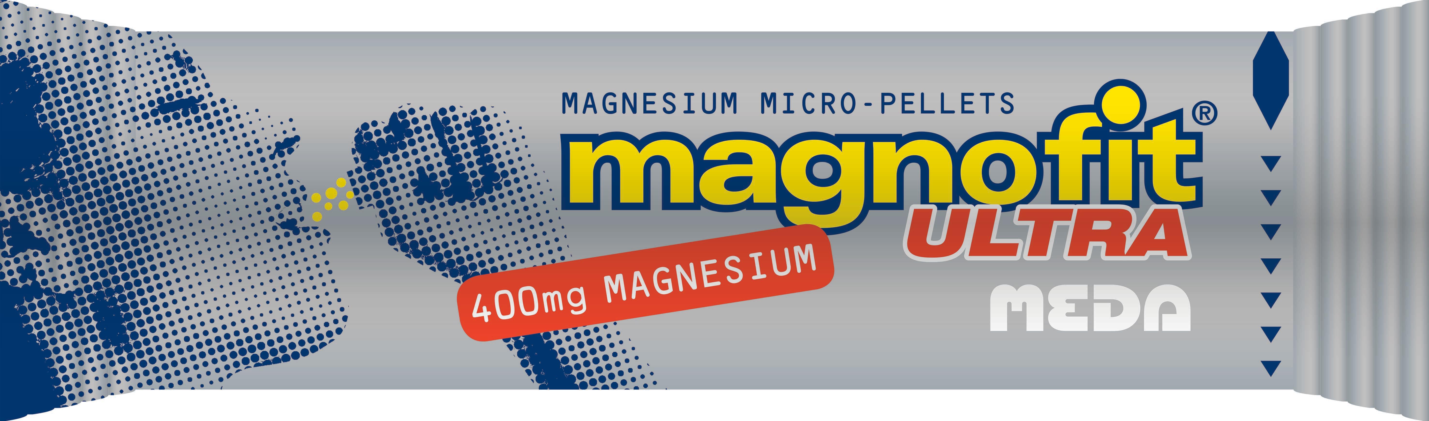 Magnofit. Gratis Probe Magnesium Nahrungsmittelergänzung