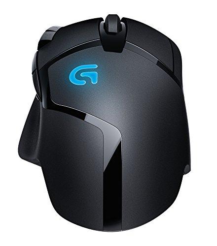 Logitech G402 Hyperion Fury für 35,99€ @ Amazon - Gaming Maus