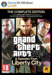 [Gamersgate] GTA IV: The Complete Edition PC für 7,29€