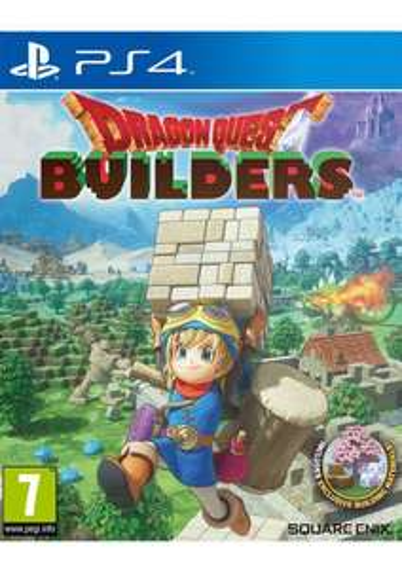 Dragon Quest Builders (PS4) für 25,88€ inkl. VSK (Simplygames)