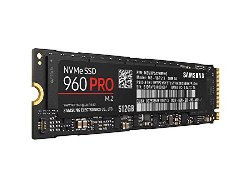 [ComRep] Samsung 960 Pro 512GB M.2 SSD (NVMe), Ausstellungsstücke, ungeöffnet