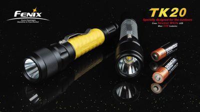 Fenix TK20 Cree XR-E 7090 LED (150 Lumen) @Cacher-Shop.de