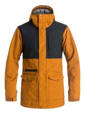 [quiksilver] Sale + 40% Gutschein für Ski / Snowboard Jacken z.B. Quiksilver Snowboard Horizon Jacke 109,18 € statt 181,95 € im PVG