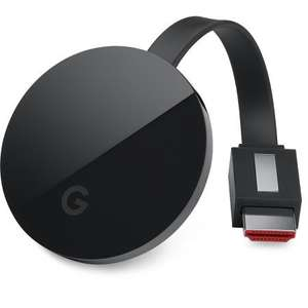 Google Chromecast Ultra für 69€ bzw. mit Gutschein 64€ oder 59€