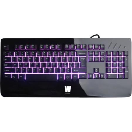 "Gaming Tastatur RGB ""WASDkeys K300"""
