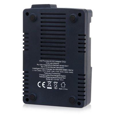 [GearBest] Opus BT C3100 V2.2 4-Fach Lader, EU-Stecker, kostenloser Priority Line Versand
