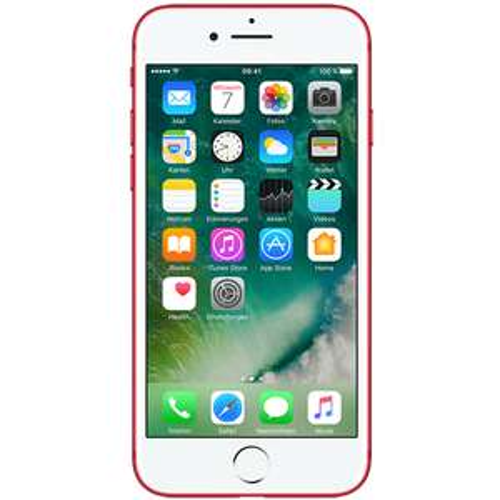 iPhone in Rot 128GB