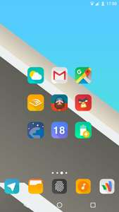 [Android] Aurora UI Icon Pack for free