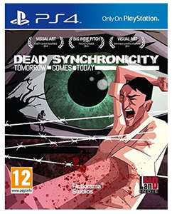 Dead Synchronicity: Tomorrow Comes Today (PS4) für 16,37€ (Base.com)
