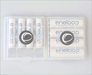 Kombi-Set Eneloop jeweils 4 AA & AAA inkl. Akkuboxen für 15,20