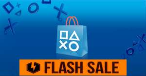 Flash Sale im CA & US PSN Store, z.B Assassin´s Creed Syndicate Gold Edition (PS4) für 19,46€, Far Cry 4 Gold Edition (PS4) für 12,50€, The Evil Within Digital Bundle (PS4) für 8,34€ uvm.