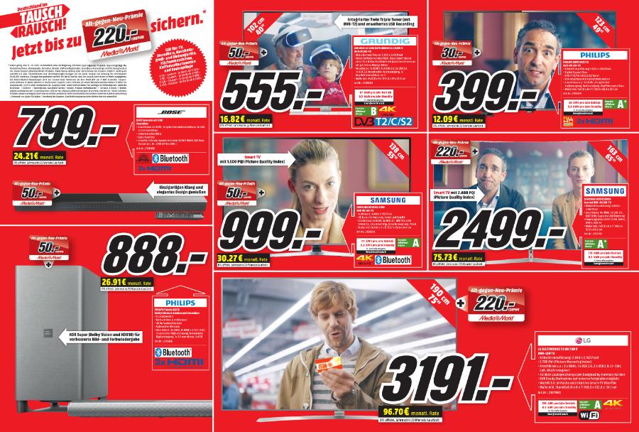 [LOKAL] MM Gießen / 65KS9090-2499 € / 55KU6459-999 € / Fidelio B8-888 € uvm..