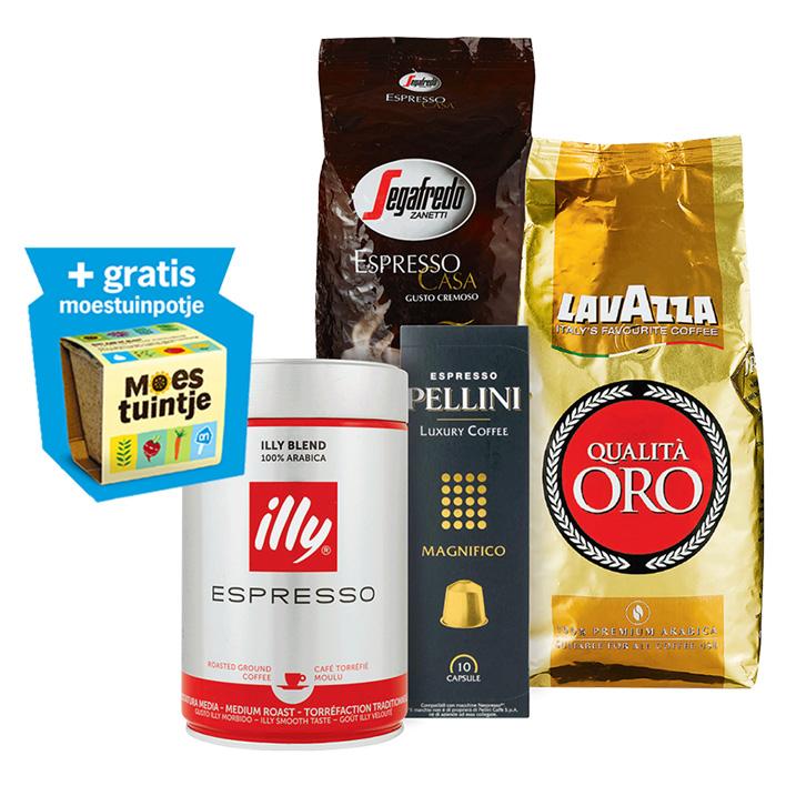 [GRENZGÄNGER NL] AH - Albert Heijn - 2te halber Preis: Italienischer Kaffee | 2x M&Ms für 4,99 | Kiste Amstel Bier 8,99