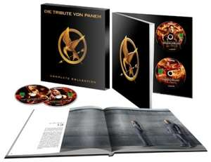 [alphamovies] Die Tribute von Panem Complete Collection (BluRay - Limited Edition)
