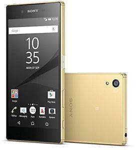 [ebay] Sony Xperia Z5, nur in gold, günstigster Vergleichspreis: 396€