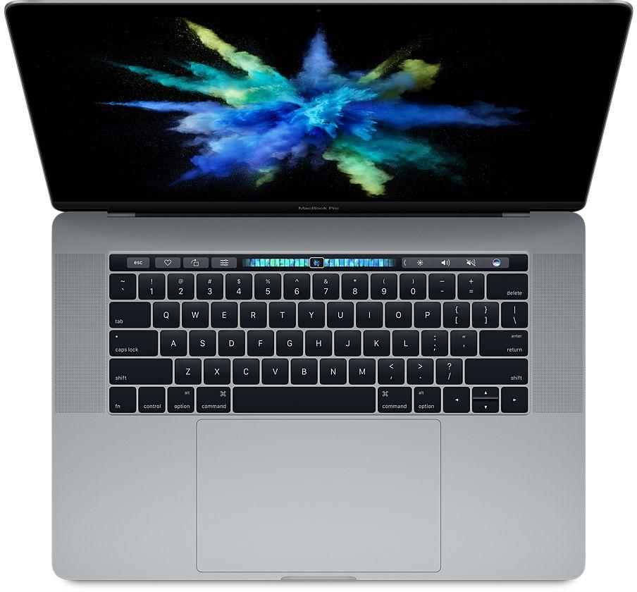 """Apple MacBook Pro 15"""" Modell 2016 mit Touchbar"""