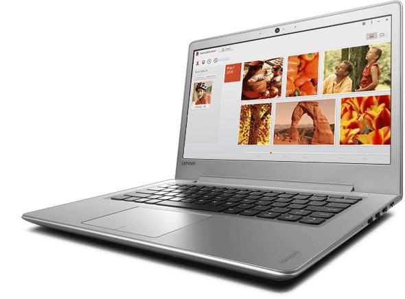 [bis - 17 %, 710,62€ statt 849 €] Lenovo ideapad 510S, 14 Zoll Full HD IPS matt, Intel Core i7-7500U, 8GB RAM, 256GB SSD, AMD Radeon R7 M460 2GB, Win 10 Home, silber [ideal für Studenten!]