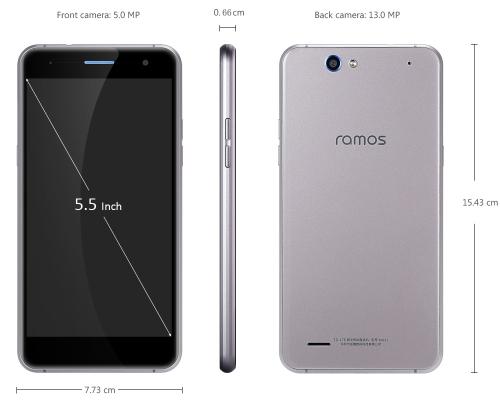 Ramos mos1 5.5 Fhd SD615