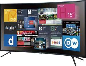 "JTC 4K CURVED  55"" Led tv real 499€"
