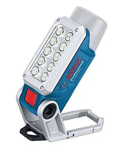 Bosch Professional Akku-Lampe GLI Deci LED 12V, [amazon Prime] und [Alternate]