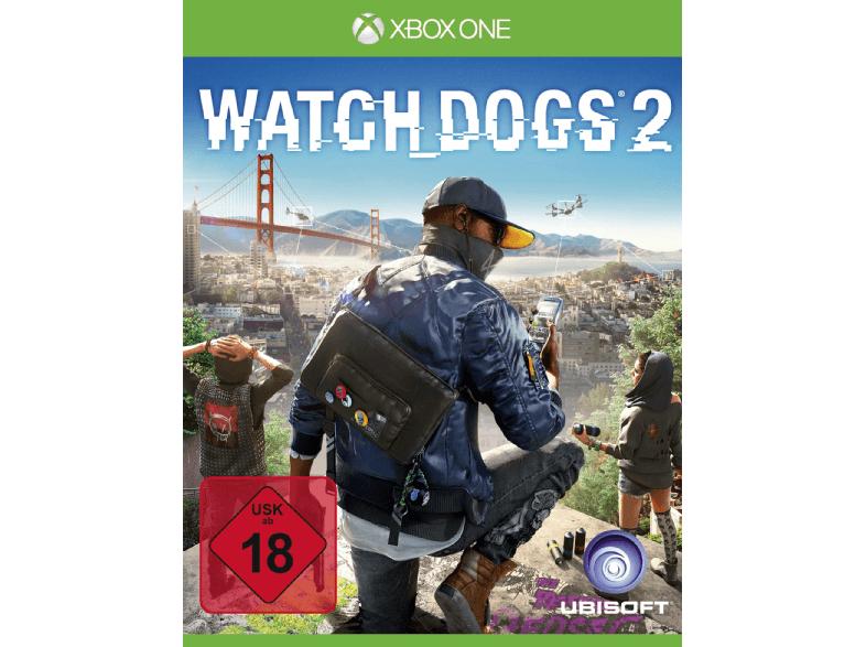 Saturn Watchdogs 2 für Xbox One oder PS4