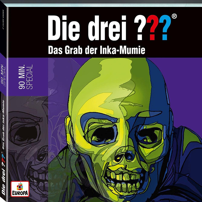 Die drei ??? - Das Grab der Inka Mumie - limitiertes Digipack 2 CDs inkl. MP3 DL Version 7,97 Euro *UPDATE*