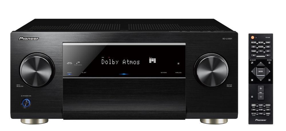 AV Receiver SC-LX501-B im ebBay WOW Deal - Verkauf durch alternate