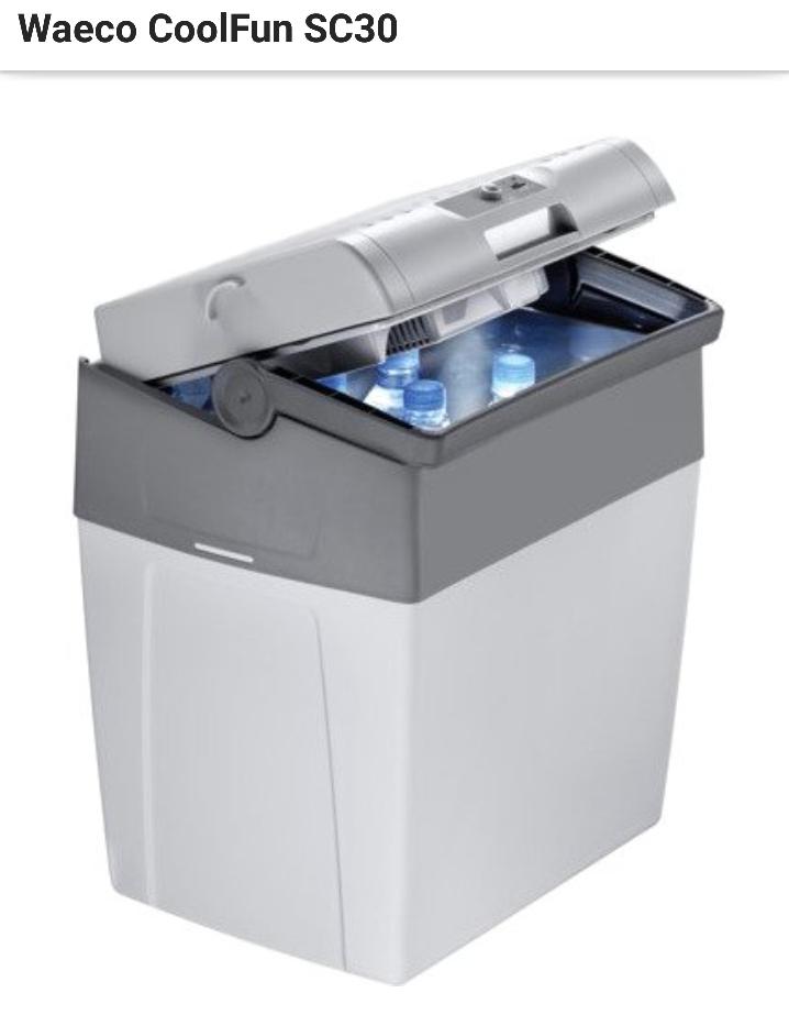 Thermoelektrische Kühlbox Waeco Coolfun SC30