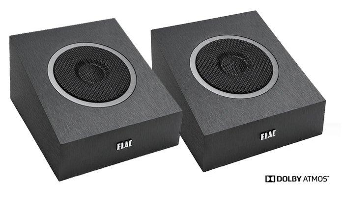1 Paar Dolby Atmos Lautsprecher Elac Debut A4 bei HFR inkl 10% Wochenendrabatt