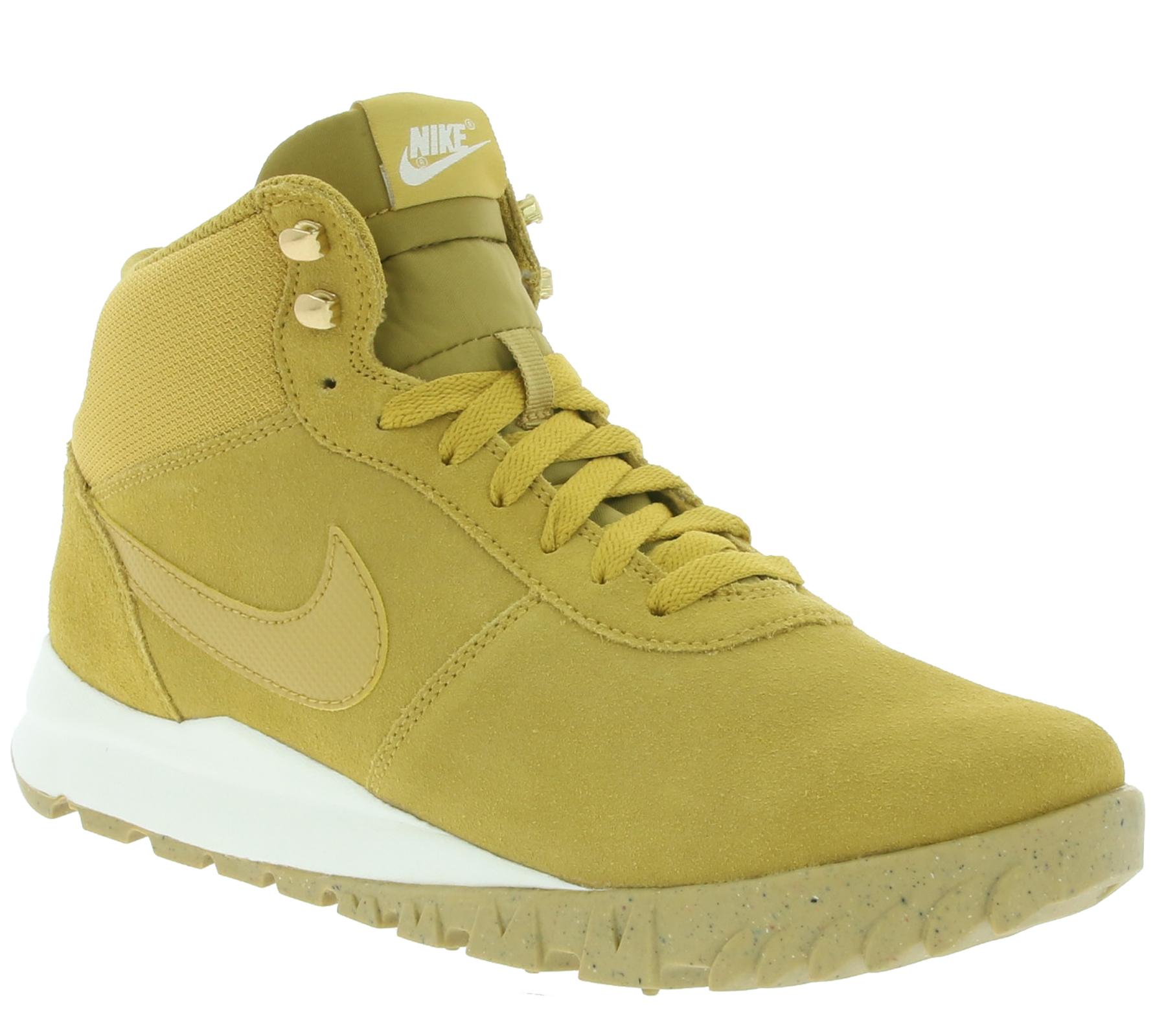 Nike Hoodland Suede Echtleder Boots