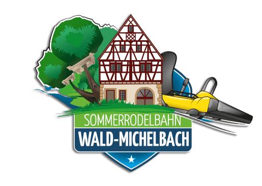 [Sommerrodelbahn Wald-Michelbach / Odenwaldbob] Mit der 6er-Karte 8x fahren