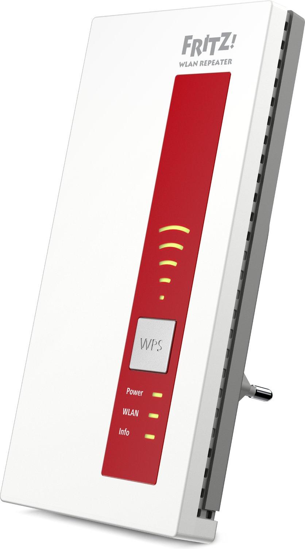 [Notebooksbilliger] AVM FRITZ!Wireless Lan Repeater 1160 (Dual-WLAN AC + N bis zu 866 MBit/s 5 GHz + 300 MBit/s 2,4 GHz) für 44,-€ Versandkostenfrei