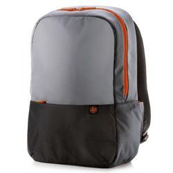 HP Duotone Rucksack (39,62 cm / 15,6 Zoll) für Notebooks, Laptops, Tablets in orange/grau für 16,99 € @ NBB.de
