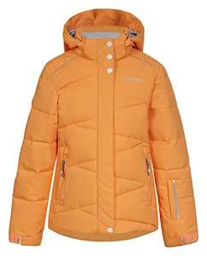 Amazon Prime Icepeak Kinder Nikki Jr Jacke Gr. 176 Dunkel Orange 20,37 €
