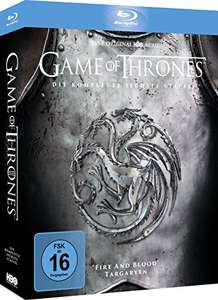 [Amazon] Game of Thrones Staffel 6 - Digipack + Bonusdisc (exklusiv bei Amazon.de) [Blu-ray] [Limited Edition]