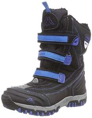 Kappa BEN Tex Unisex-Kinder Hohe Sneakers Amazon Prime 9,74 Euro Gr. 28