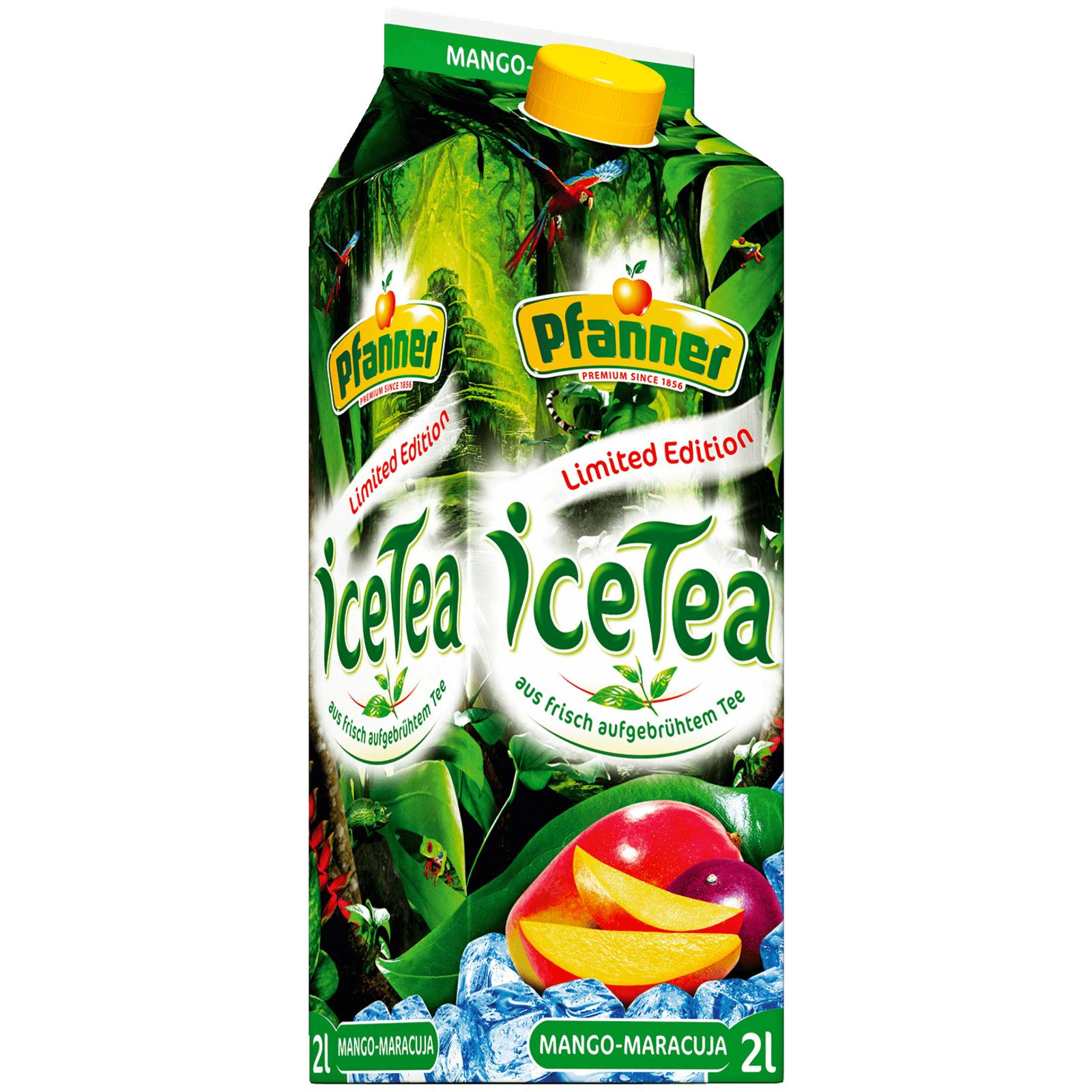 [Aldi Nord & Süd] Pfanner Ice Tea versch. Sorten für 0,99€ ab 07.04.