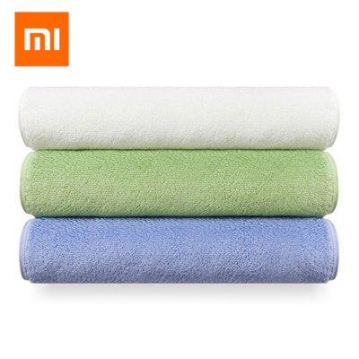 [Gearbest] (UPDATE: 4,94€) (Original) Xiaomi Handtuch 76x34cm ZSH.COM Towel Youth Series ab 6,11€ (3 Farben)