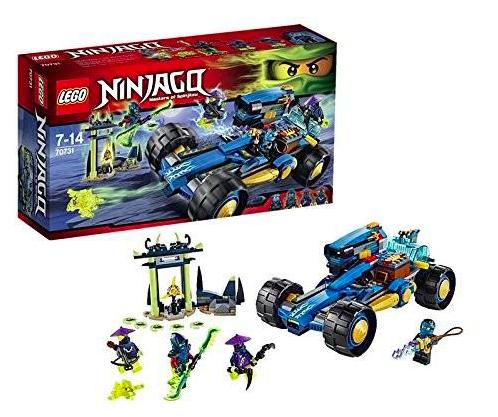 15% Rabatt auf Spielwaren bei [Thalia]  z.B. Lego Ninjago 70731 Jay Walker One für 30,59€ oder Nici 45cm Einhorn für 21,20€ versandkostenfrei