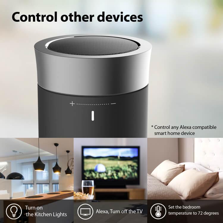 iLuv AudClick Bluetooth Lautsprecher mit Amazon Alexa im Expert Technikmarkt