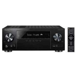 Pioneer VSX-831 schwarz AV-Receiver mit Streaming