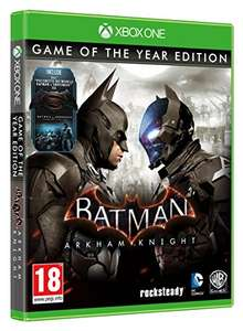 Batman Arkham Knight - Game Of The Year (Xbox One) für 18,49€ (Amazon.it)