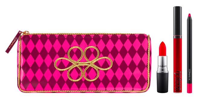 30% Sale auf ausgewählte limitierte Artikel, die bald aus dem Sortiment genommen werden @MAC Cosmetics, z.B. Set aus Lippenstift, Lipliner und Gloss für 28€