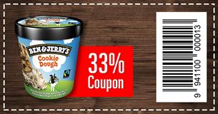 [lokal] 500ml Ben & Jerrys für 3,88€ statt 5,79€ im Marktkauf