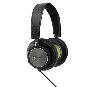 B&O PLAY BeoPlay H6 Over Ear Kopfhörer mit Headsetfunktion - Schwarz