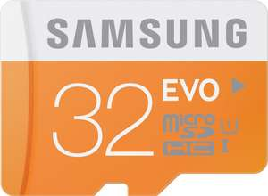 Samsung EVO 32GB UHS-I U1 microSDHC für 9,90€ oder Samsung 32GB Flash Drive Duo 3.0 OTG USB Stick für 9,90€ (Cyberport)