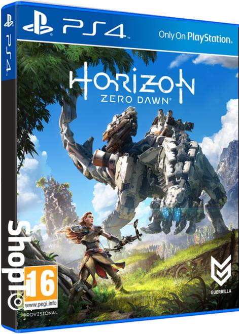 Horizon: Zero Dawn (PS4) + Horizon Zero Dawn DLC + Konzept Karten für 49,54€ (Shopto)