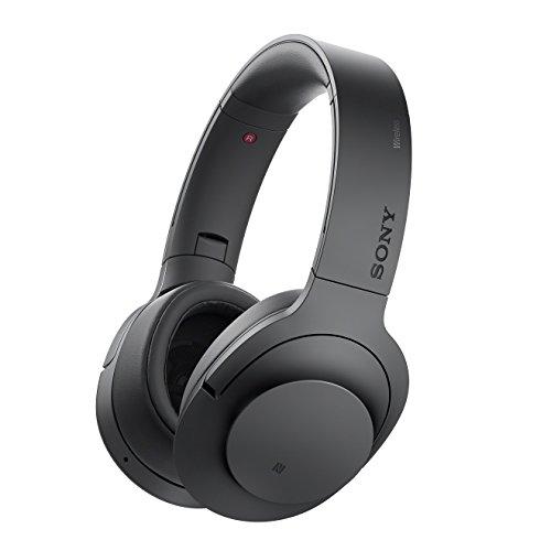 [amazon.fr]  Sony MDR-100ABN  schwarz/rot Kopfhörer Plus Versand