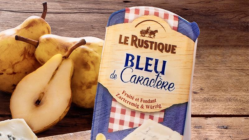 Le Rustique Bleu de Caractére - Geld zurück-Garantie