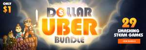 [Bundlestars] Dollar Uber Bundle für 1,09€